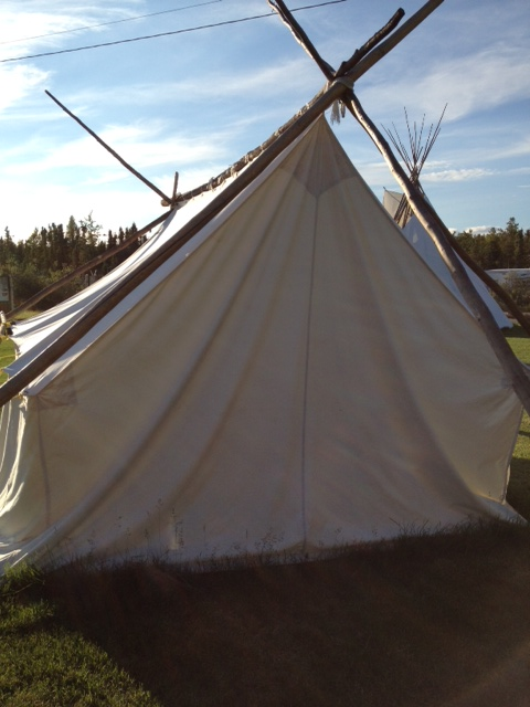 Build Your Own Canvas Wall Tent Fort Mcpherson Tents