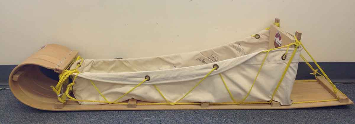 Canvas Sled Wrapper